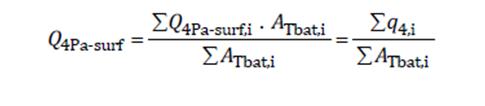 calcul perméa réseau