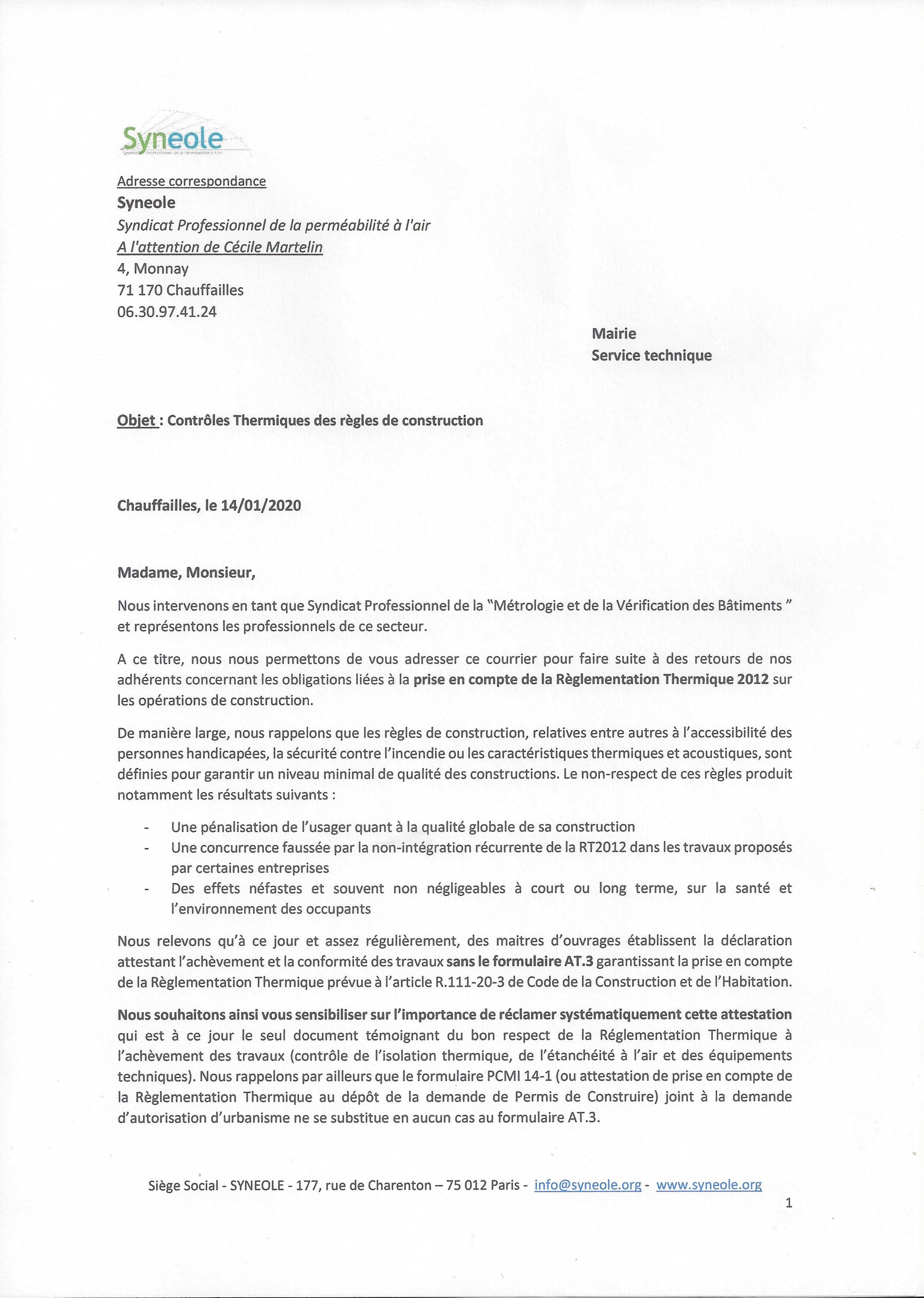 courrier Mairie_Com Agglo1